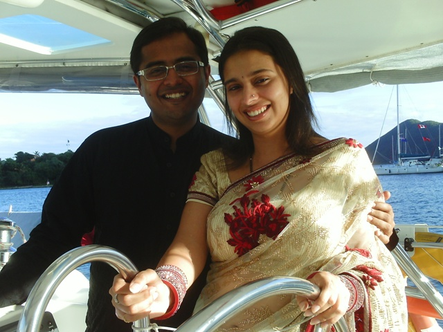 Traditional_Indian_Attire_in_cockpit.JPG